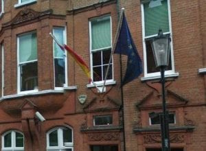 Consulado Español en Londres