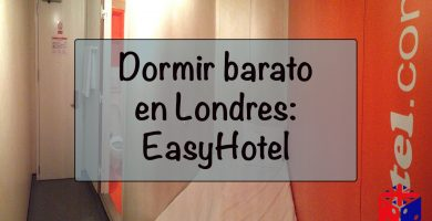 EasyHotel en Londres