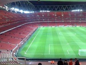 Equipo de fútbol Arsenal