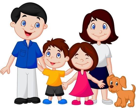La Familia En Inglés Vocabulario Guía De Estudio 2019