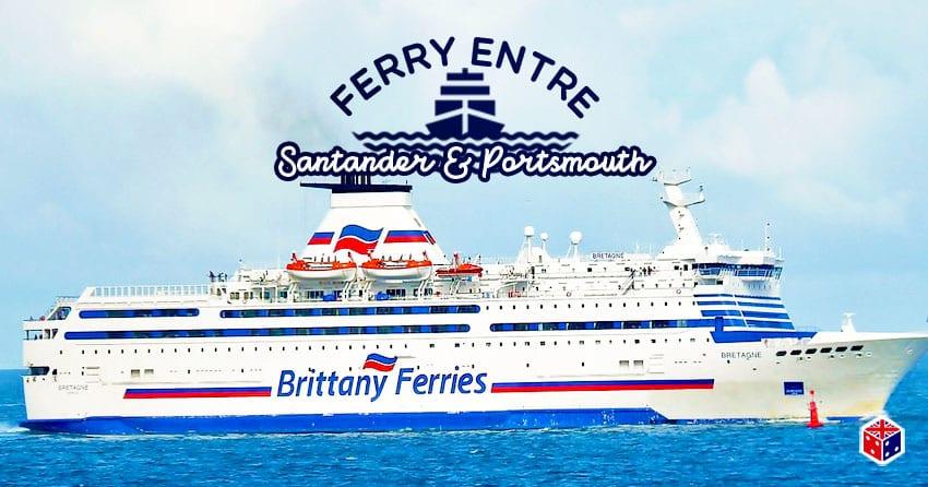 precio del ferry desde santander a inglaterra