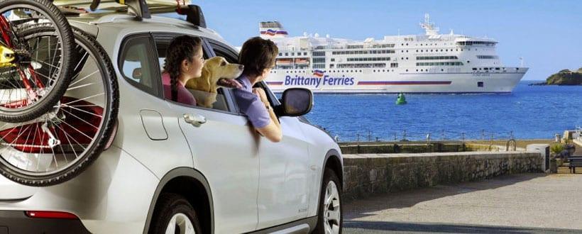 Ferry a Plymouth, pasa por Bilbao y Londres