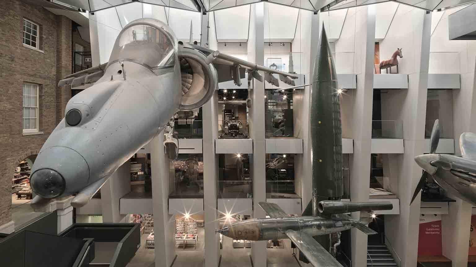 Segni Museo imperiale della guerra, seconda guerra mondiale