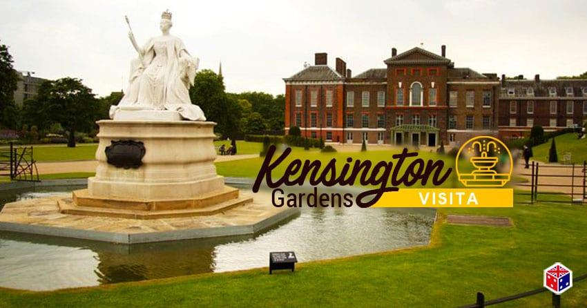 ver el kensington gardens en londres