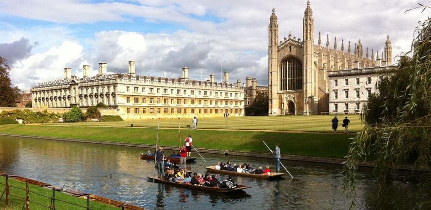 Ver Cambridge y el río Cam en 1 día