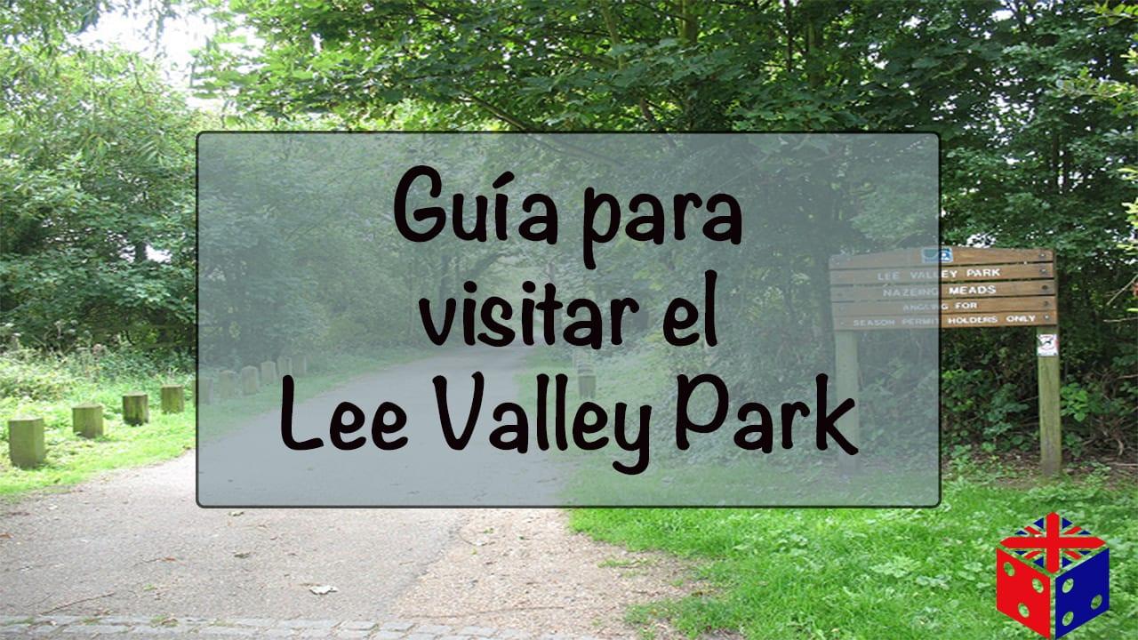 Parque de Londres Lee Valley