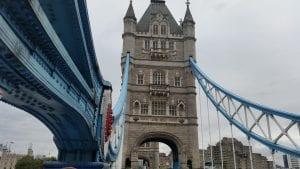 Ticket para la exposición del Tower Bridge