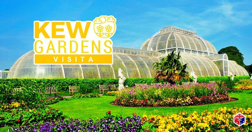el real jardin botanico kew en londres
