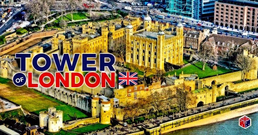 precio de visitar la torre londres