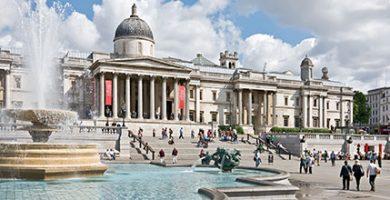 Trafalgar Square completa