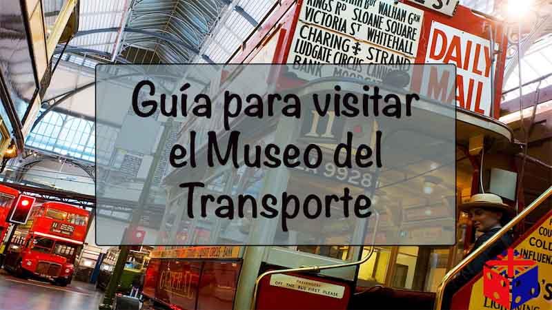 Museo del Transporte en Londres