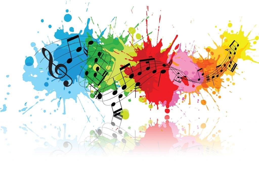 vocabulario musica ingles