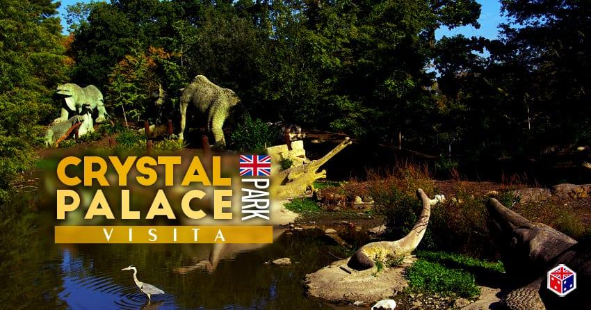 ir al park crystal palace en londres