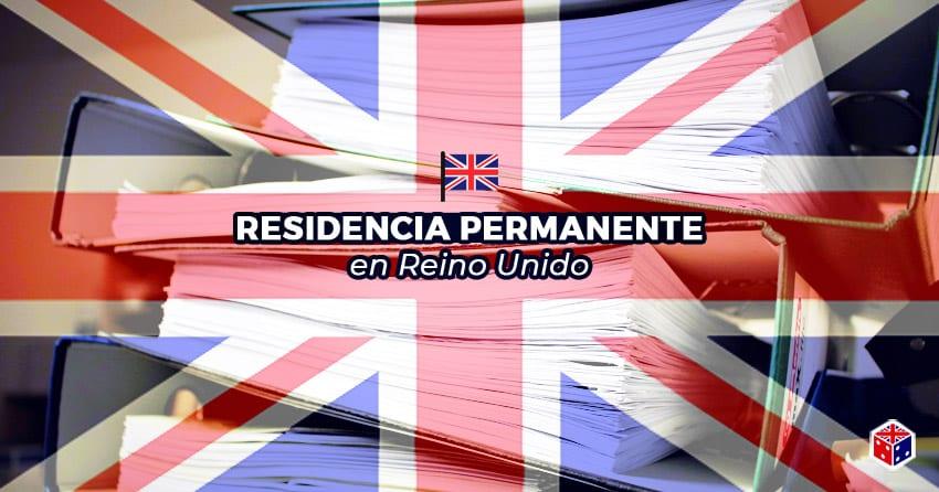 residencia en uk reino unido