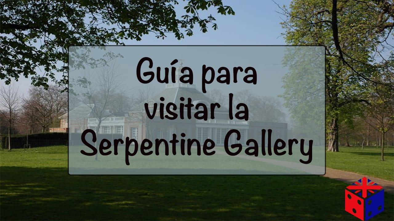 Serpentine Gallery de Londres