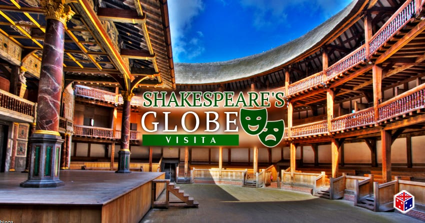teatro shakespeare globe en londres