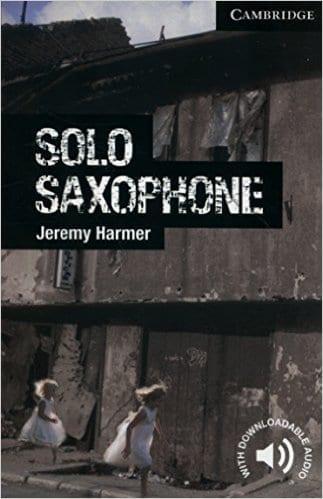 Portada de Solo Saxophone
