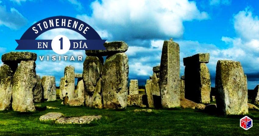 ir y visitar stonehenge en londres