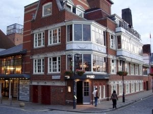 Horarios del Shakespeare's Globe Theatre en Southwark