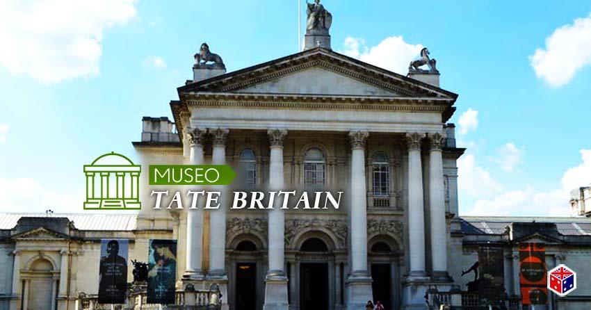 modern museo tate britain en londres