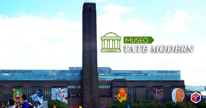 ver museo tate modern en londres
