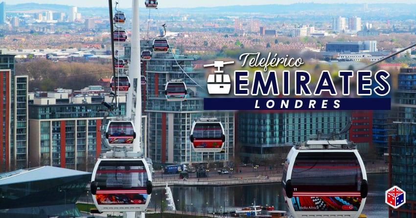 precio del teleferico emirates en londres