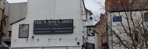 Ciudad de Oxford en el Reino Unido: White Rabbit