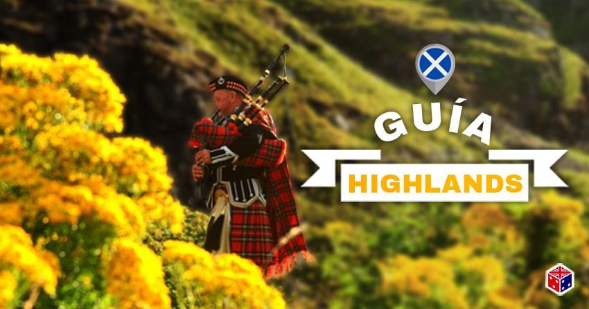 escocia highlands ver guia tierras altas turismo