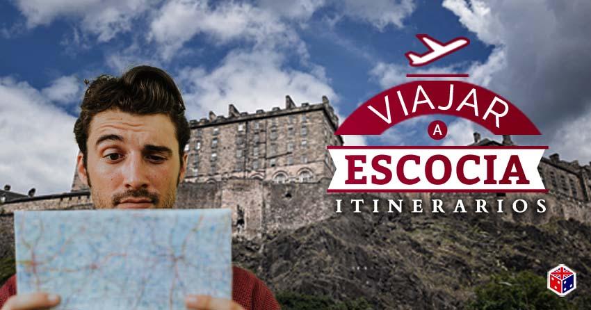 La mejor ruta para ver y visitar escocia