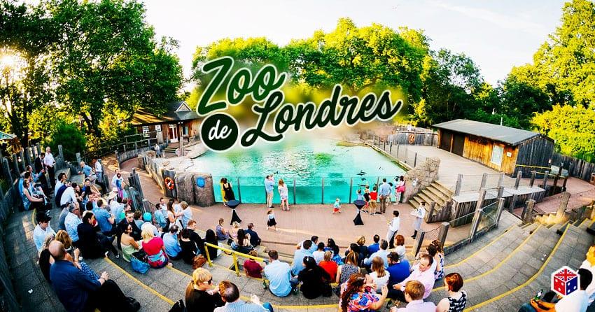 precio y horario del zoo en londres