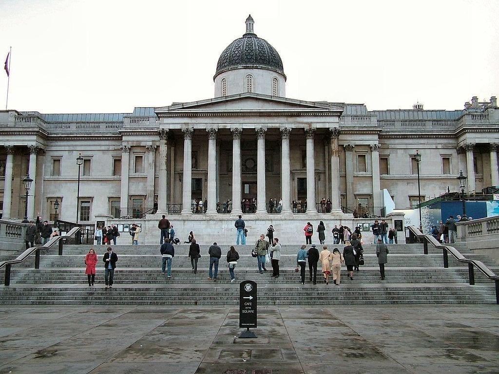 Vivir y Trabajar en Londres: National Gallery