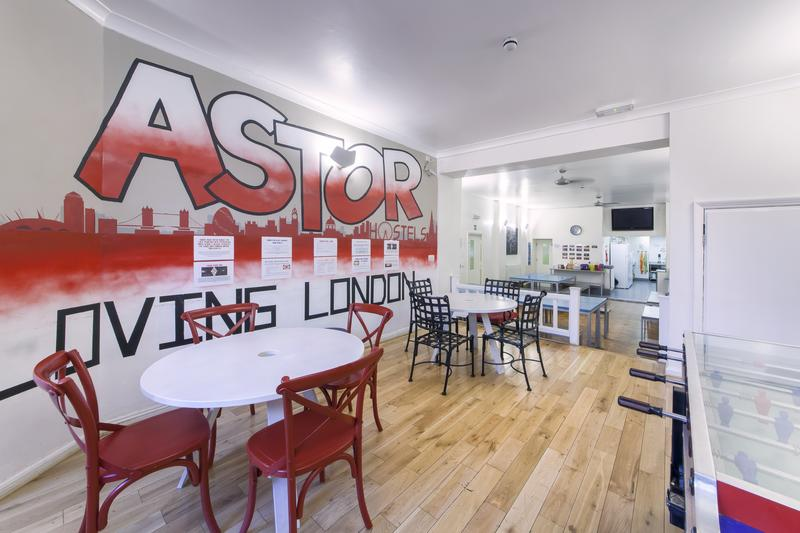Hostales en el centro de Londres: Astor Hostel