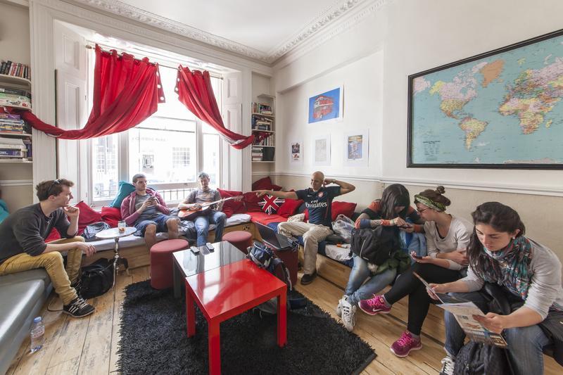 Hostales privados en Londres