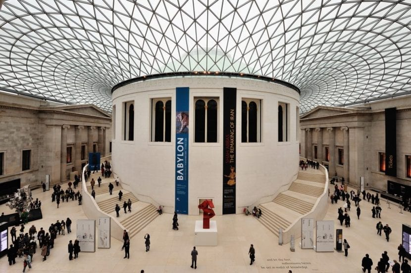 museos de Londres: British Museum