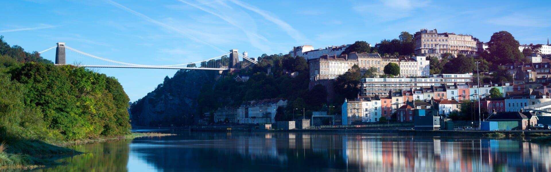 Ver la ciudad de Bristol en 1 día