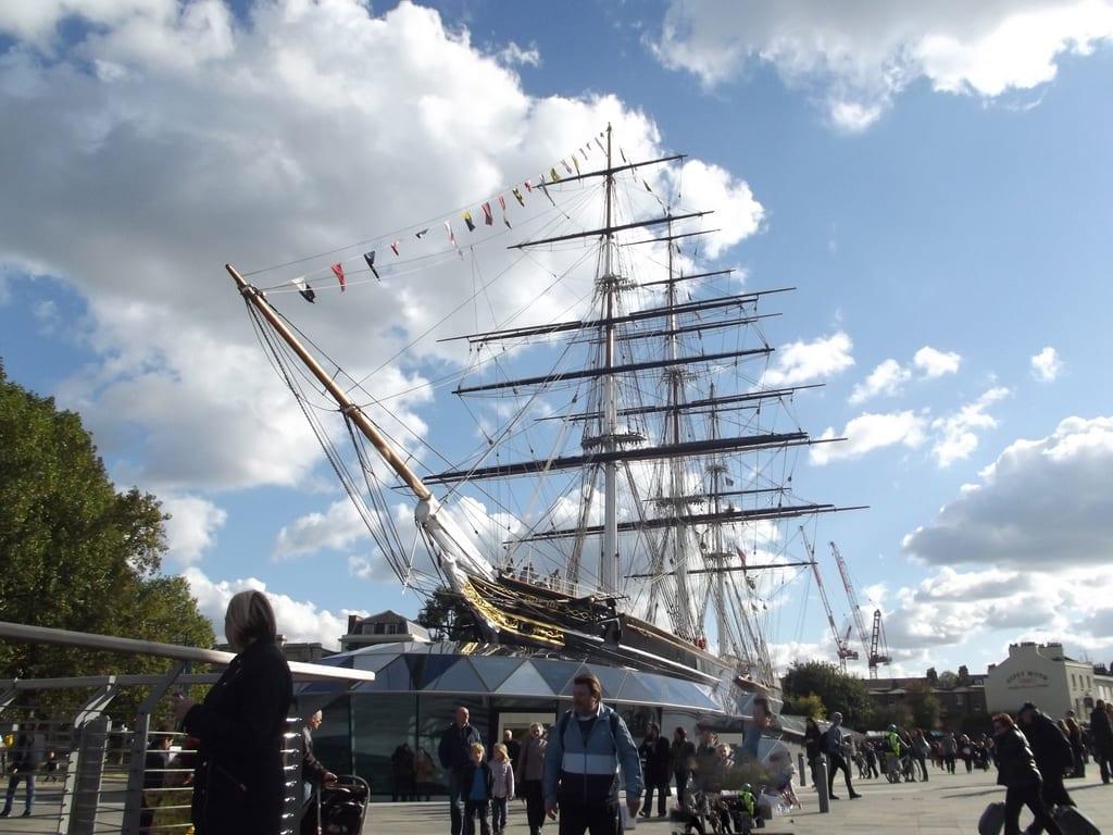 Cutty Sark el mejor sitio para Ver y Visitar en Londres