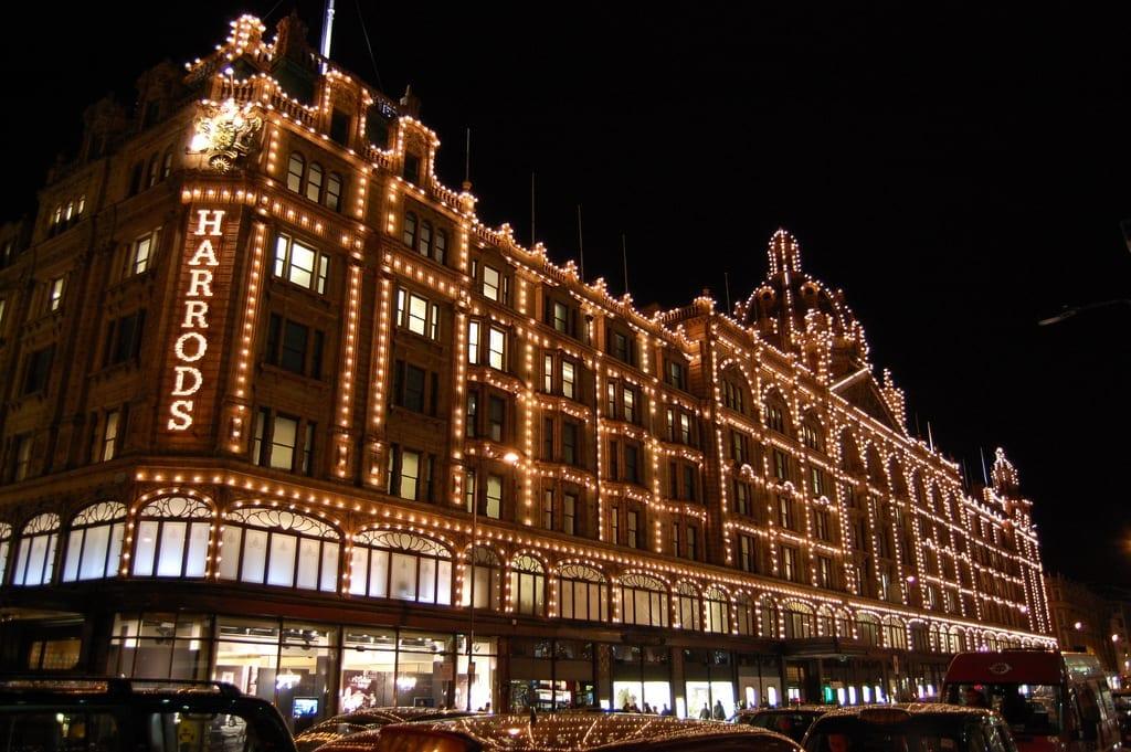 Visitar Londres en 4 días: Harrods en Knightsbridge