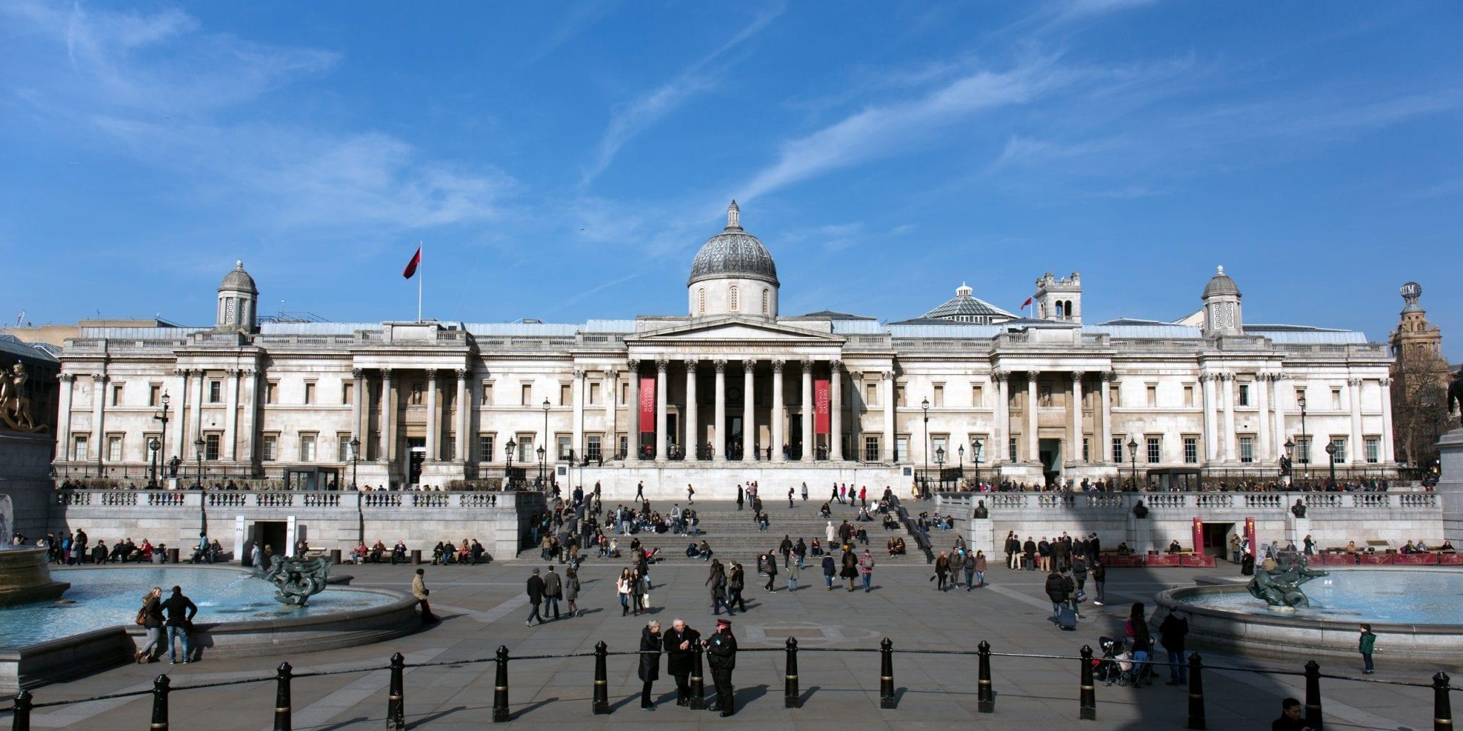 National Gallery museos de Londres