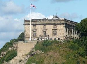 Nottingham Castle castillo de nottingham turismo