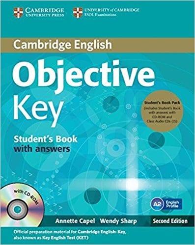 objective key libro del estudiante