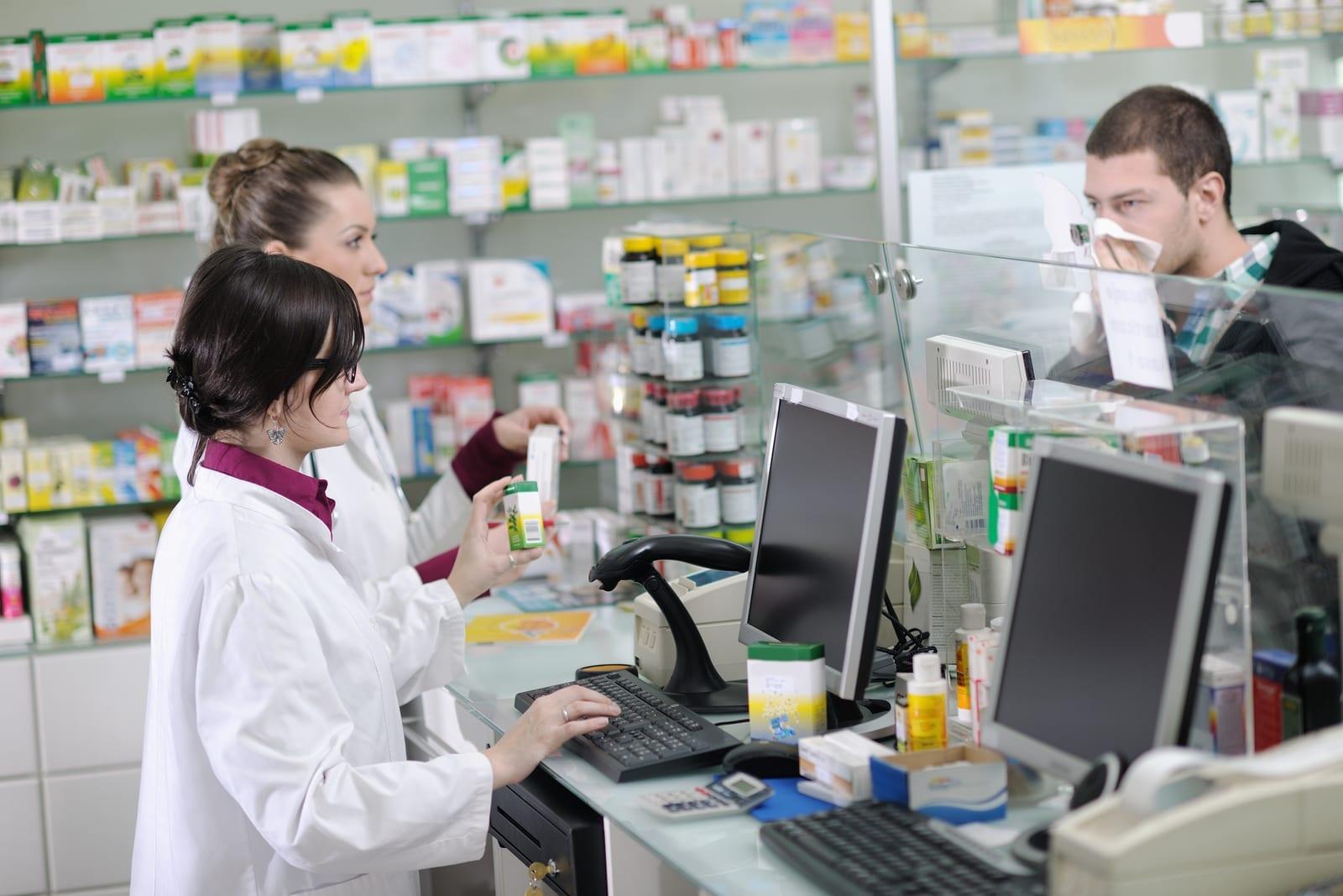 la salud, hospital, medico, farmacia en inglés