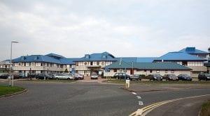 Royal Bournemouth Hospital hacer turismo por la ciudad y buscar trabajo en Inglaterra