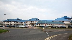 Royal Bournemouth Hospital hacer turismo por la ciudad