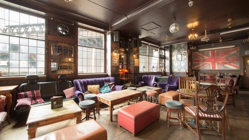 albergue juvenil y hostales en Londres