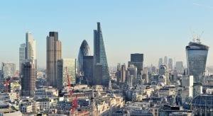 The City el barrio con mejores zonas centricas en Londres