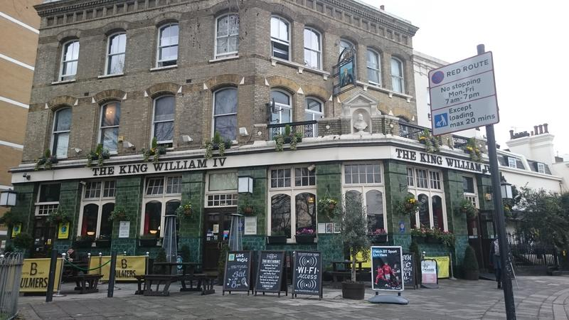 alojamiento privado en hostales de Londres