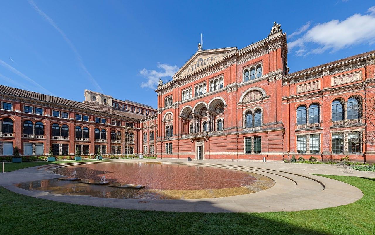 Victoria & Albert Museum, museos de londres con mejores colecciones del mundo