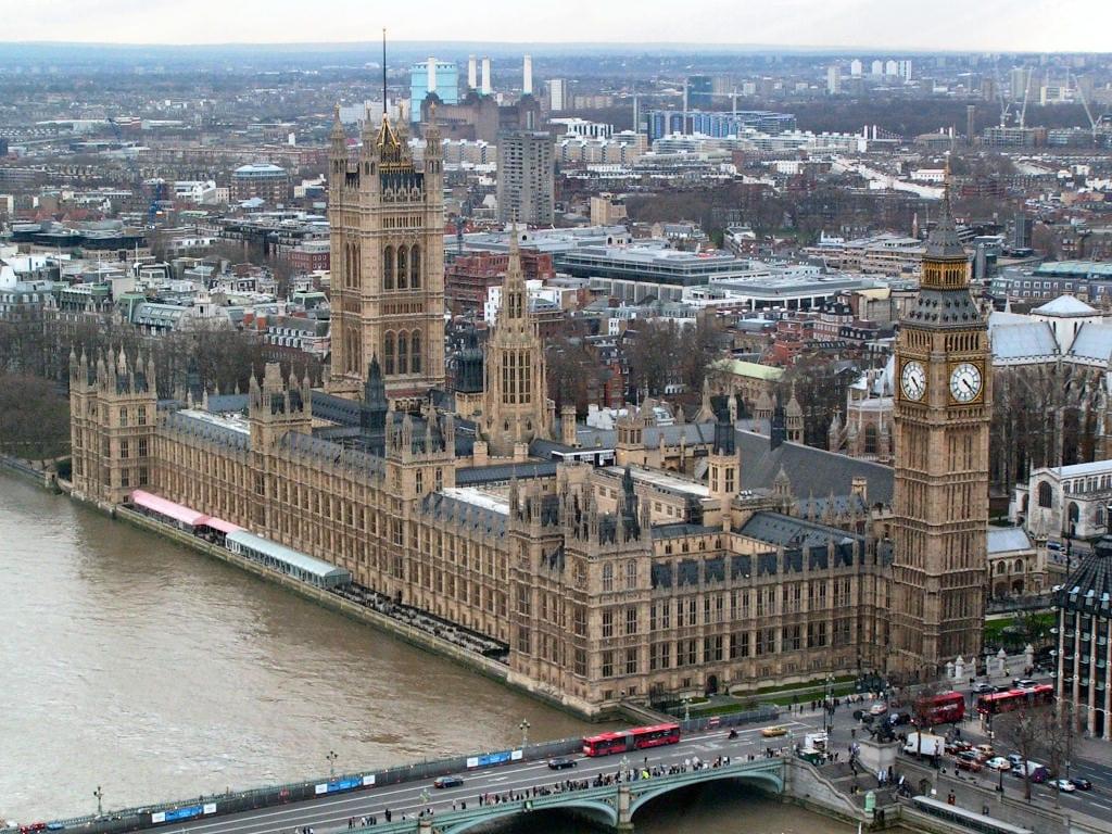 Vivir y trabajar en Londres: Irse a Westminster Palace