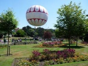 Bournemouth Gardens vuelos baratos a bournemouth y buscar trabajo en Inglaterra
