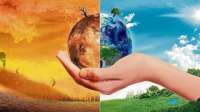cambio climático vocabulario inglés